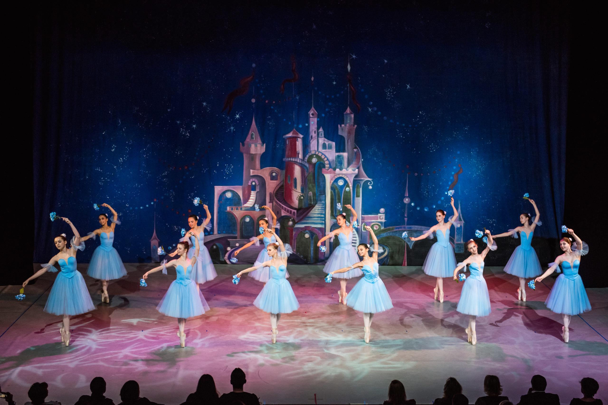 Юбилейный концерт школы  в Московском Международном Доме Музыки