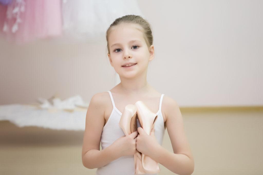 балет для детей 5-6 лет