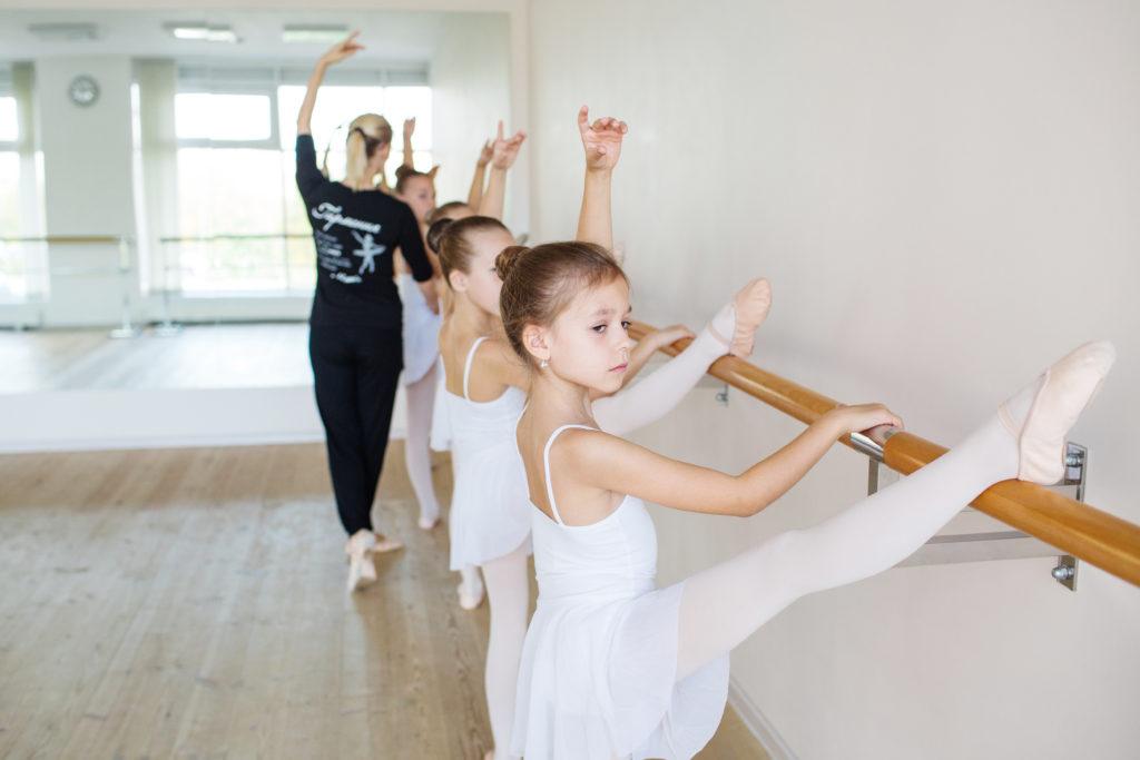 Балет для детей 7-8 лет