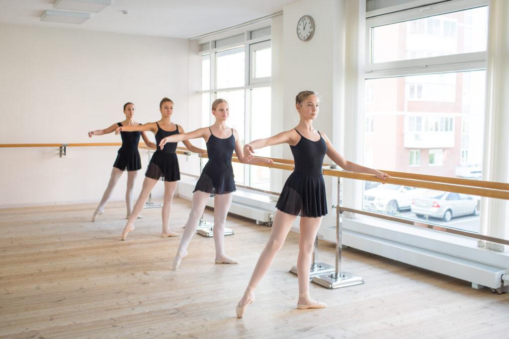 Балет для детей 13-15 лет