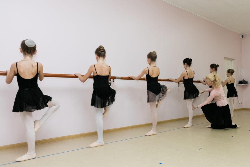 балет для детей с 10-12 лет