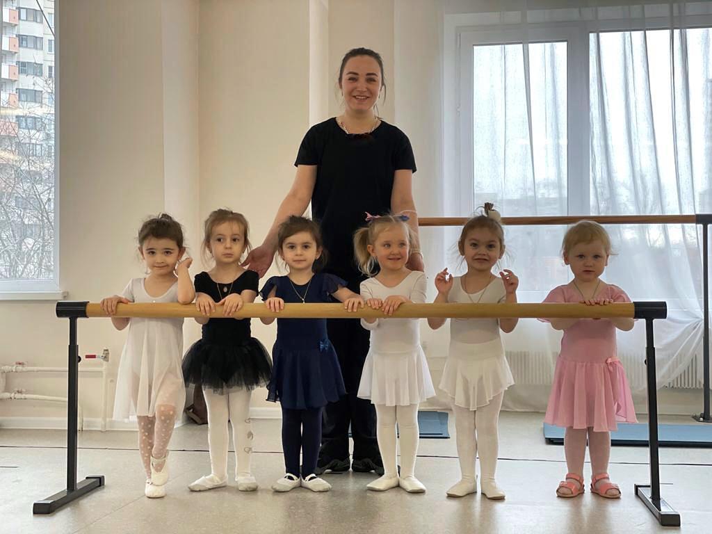 балет для детей 2 лет